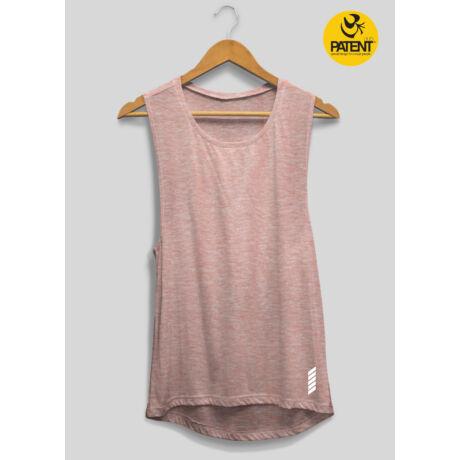 Női melír púder trikó - PatentDuo