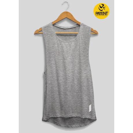 Női melír szürke trikó - PatentDuo