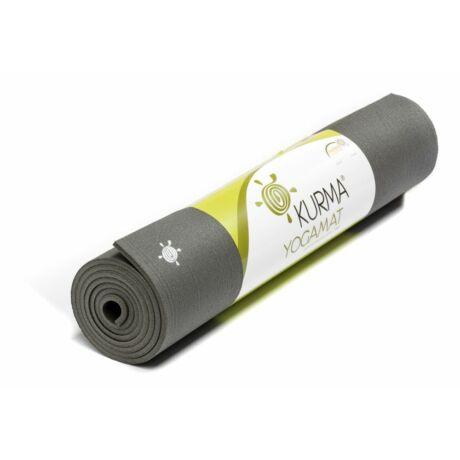 Jógaszőnyeg, jógamatrac, yoga mat,  Kurma Black Grip