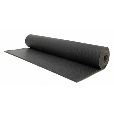 Jógaszőnyeg, jógamatrac, yoga mat,  Kurma Black