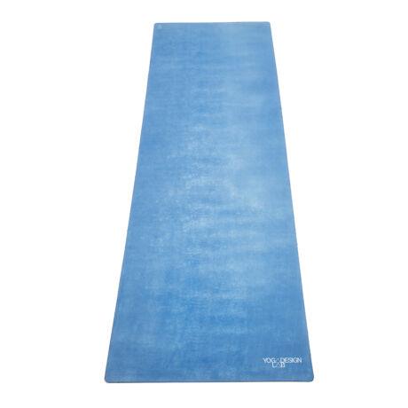 Combo Yoga Mat - Aegean Blue / YogaDesignLab