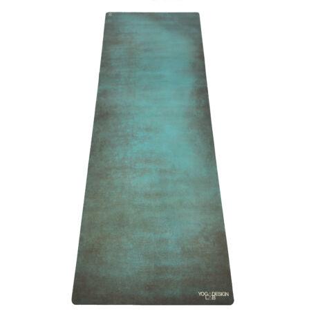 Combo Yoga Mat - Aegean Green / YogaDesignLab