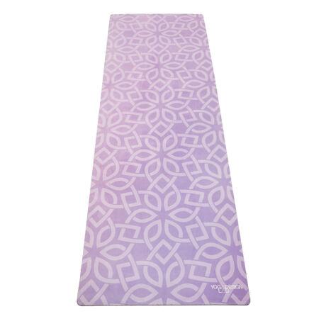 Jógaszőnyeg Combo Mat - Floral Flow / YogaDesignLab