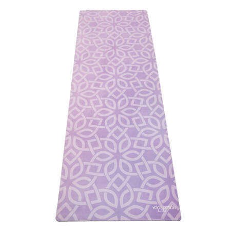 Combo Yoga Mat - Floral Flow / YogaDesignLab