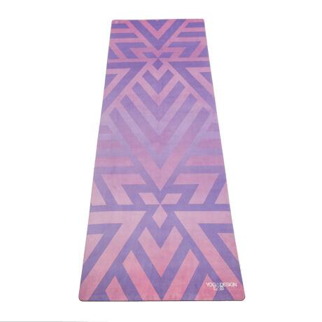 Combo Yoga Mat - Gypsy Maze / YogaDesignLab