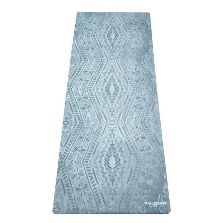 Combo Yoga Mat - Ikat / YogaDesignLab