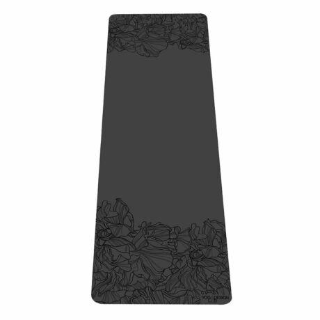 Jógaszőnyeg Infinity Mat - Aadrika Charcoal / YogaDesignLab
