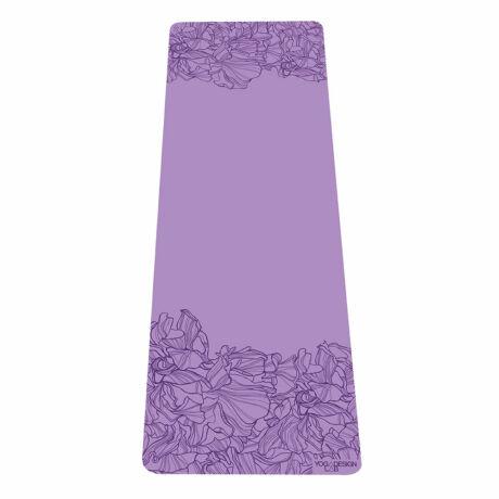 Infinity Yoga Mat - Aadrika Lavender / YogaDesignLab