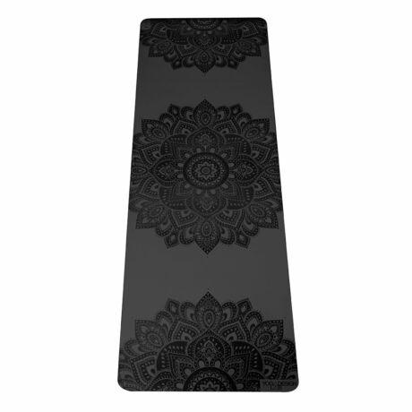 Infinity Yoga Mat - Charcoal / YogaDesignLab