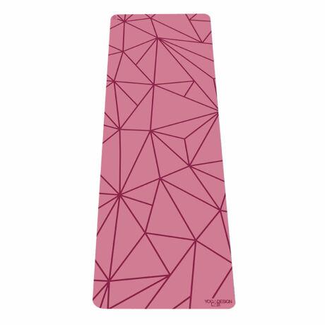 Jógaszőnyeg Infinity Mat - Rose / YogaDesignLab