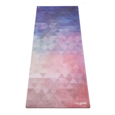 Combo Yoga Mat - Tribeca Love / YogaDesignLab