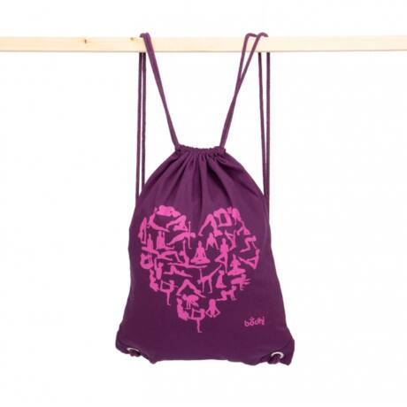 Yoga bag YOGA HEART - Bodhi  7.47 € 3ee734bbb6