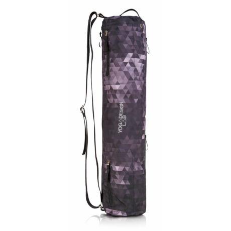 Jógaszőnyeg táska - Tribeca black - YogaDesignLab
