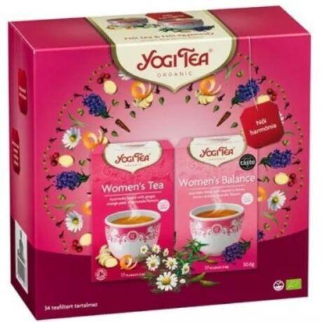 Yogi Tea - Woman harmony set