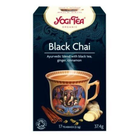 Yogi Tea - Fekete chai