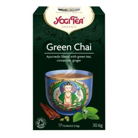 Yogi Tea - Green Chai