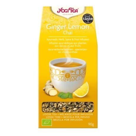 Yogi Tea - Citromos gyömbér - szálas