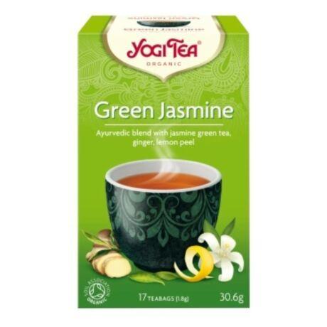 Yogi Tea - Jázminos zöld tea