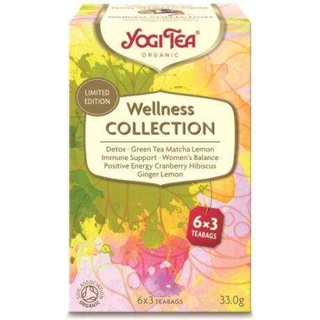 Yogi Tea - Wellness Válogatás