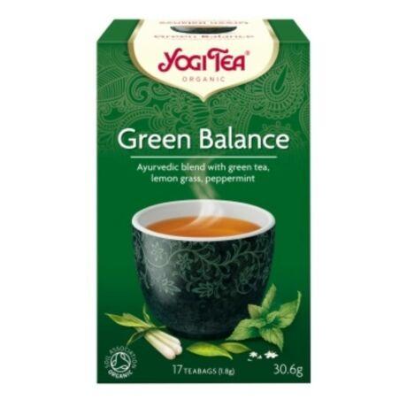 Yogi Tea - Zöld egyensúly