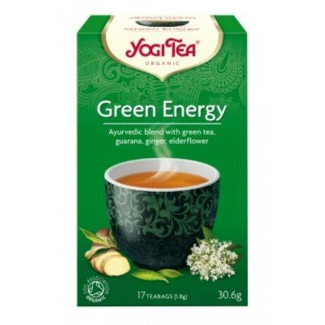 Yogi Tea - Energizáló zöld tea