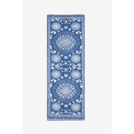jógatörölköző, yoga towel,  Manduka Yogitoes  - Groovy Magic