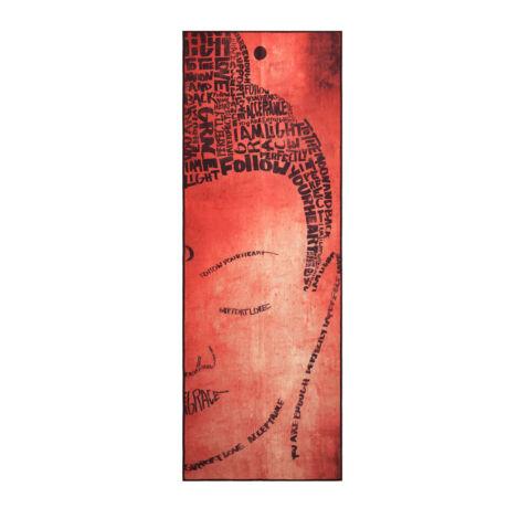jógatörölköző, yoga towel,  Manduka Yogitoes  - Grace