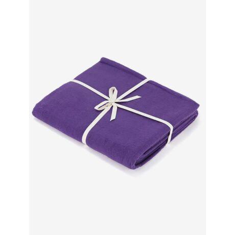 jógatakaró, yoga blanket, (100% pamut)