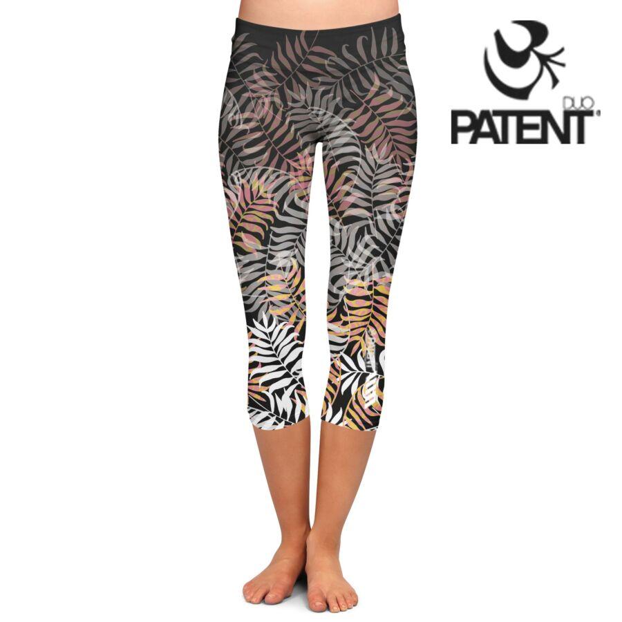 Női jóga capri - PatentDuo most 10.500 Ft-ért - Yoga Bazaar bf51a2547a
