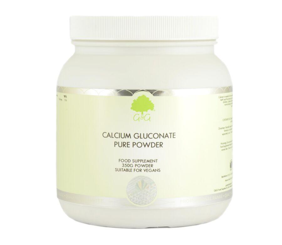 Kalcium Glükonát por 350g – G&G