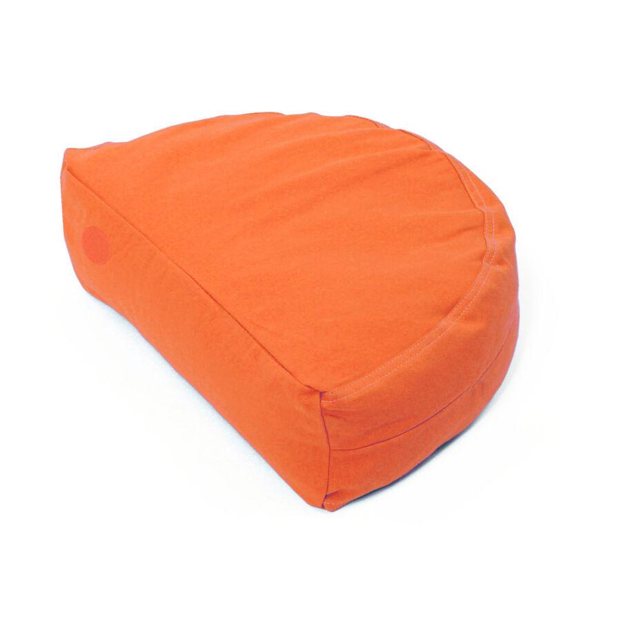 Meditációs ülőpárna huzat (félhold) - Bindu most 2.400 Ft-ért - Yoga ... 2f32601207