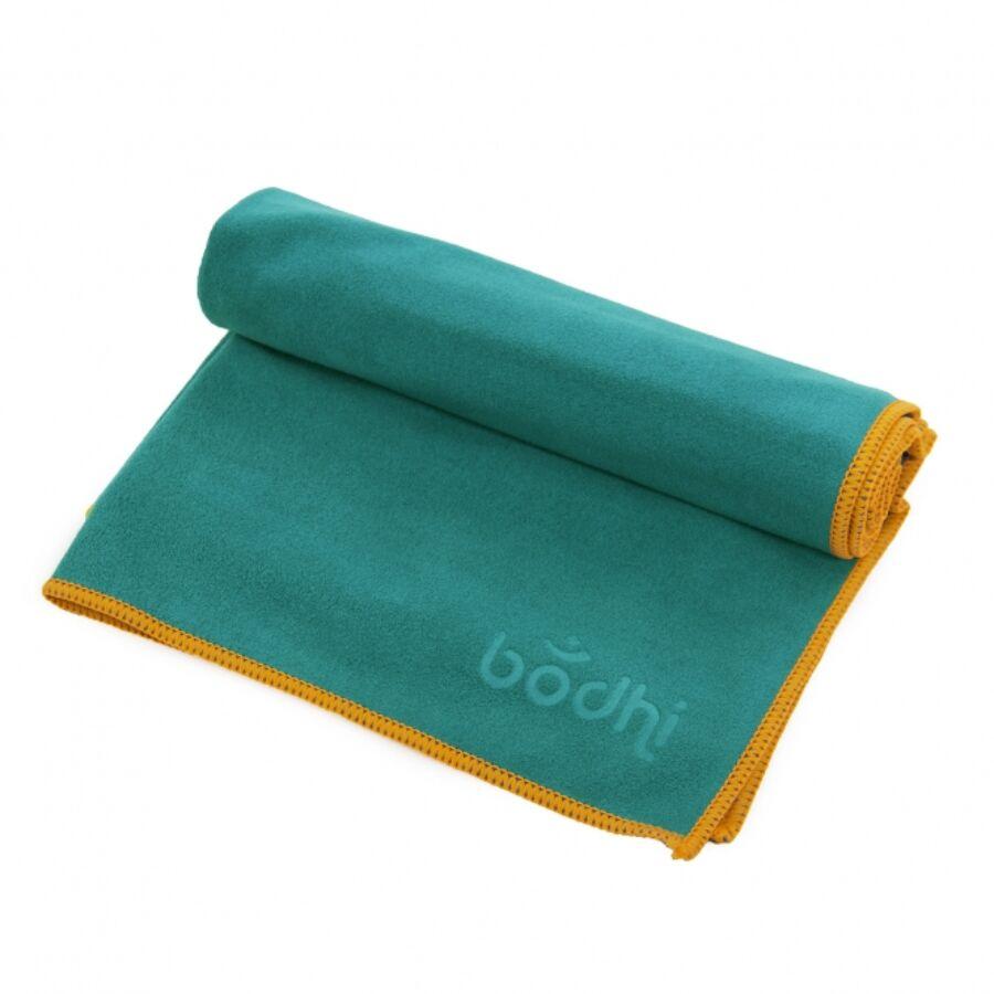 Orange Sweat Towels: NO SWEAT FUN Small Jógatörölköző